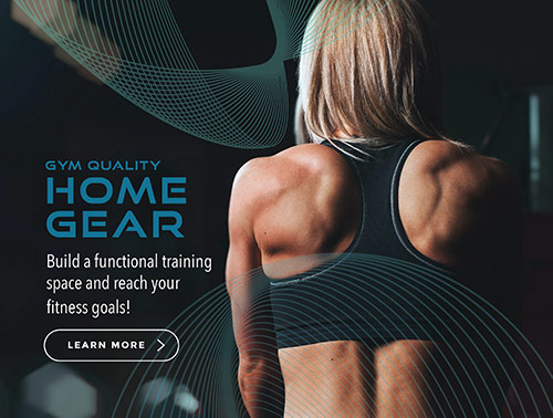 Learn more about Foundational Fitness' Home Gym Package